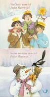 SLOVENIA, 2006, Booklet 32/33, Christmas / New Year - Slowenien