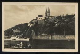 Praha. *Vysehrad* Foto Orbis. Ecrita. - República Checa