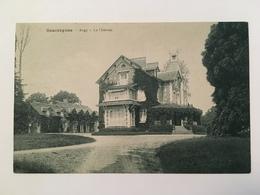 Sancergues - Augy - Le Chateau - Sancergues