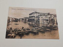 2502) Veneto VENEZIA Processione Redentore Non Viaggiata Primi '900 - Venezia