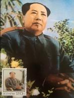 Mao China DPR Korea - Mao Tse-Tung