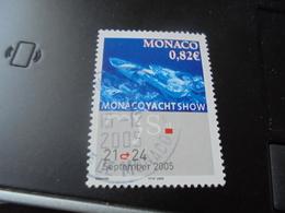 MONACO YACHT SHOW (2005) - Monaco