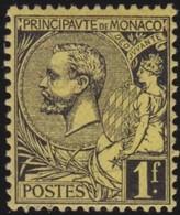 Monaco    .   Yvert    .     20     .     *   .     Neuf Avec Charniere    .     /    .    Mint-hinged - Monaco