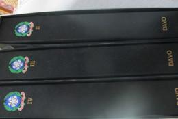 Postfris Zegels En Blokken Kompleet Van 1970 T E.m  2015 Op Davo-bladen In Albums Met Hoes Prachtig Als Nieuw - Vollständige Jahrgänge