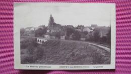 CHITRY Les Mines. Vue Générale - France