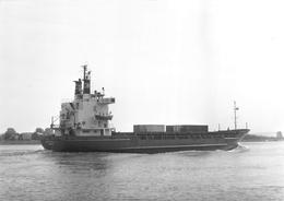 """¤¤  -  Cliché Des Bateaux De Commerce """" PATRICIA I """"  -  Cargo  -     Voir Description  -  ¤¤ - Commerce"""
