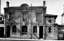 33 CASTELNAU CARTE PHOTO LA POSTE - Other Municipalities