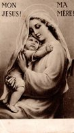 SOUVENIR DE 1ère COMMUNION JOSETTE DRESCHLER 20 JUIN 1954 - Religione & Esoterismo