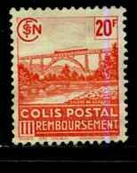 France Colis-postaux 1943 Y&T 211 (*) - Colis Postaux