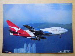QANTAS  B 747 SP  VH EAB - 1946-....: Ere Moderne