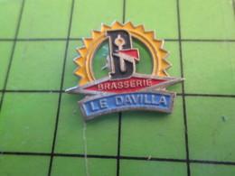1418b Pin's Pins / Belle Qualité Et TB état !!!! : THEME ALIMENTATION / RESTO (Coucou Gégé) BRASSERIE LE DAVILA - Food
