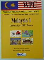 World Phonecard Catalogue - Malaysia 1 - WPC - MV Cards - Mint - Phonecards