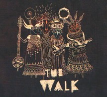 The WALK - Wrong Enemy - CD - JAZZ BLUES ORIENTAL - World Music