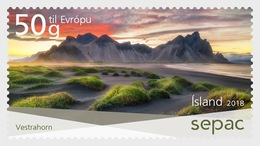 IJsland / Iceland - Postfris / MNH - SEPAC, Spectaculaire Uitzichten 2018 - 1944-... Republik