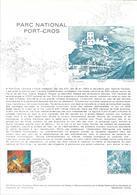 DOCUMENT OFFICIEL N° 20/78 PORT CROS - COTE 2009 = 5.00 € - Documents De La Poste