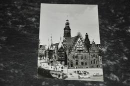 3877- WROCLAW / Auto / Car / Coche / Voiture / Tram - Polonia