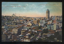Estambul *Constantinople. Vue... * Nueva. - Turquia