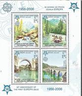 BHRS 2005-339-42A 50 YEARS CEPT, BOSNA AND HERZEGOVINA-R.SRPSKA, S/S, MNH - Bosnien-Herzegowina
