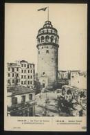 Constantinople. *La Tour De Galata...* Ed. E.L.D. Serie 40. Nueva. - Turquia