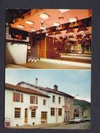NONCOURT SUR LE RONGEANT (52) Hotel Restaurant Cafe Du Nord ( Biere Stella Artois Kronenbourg Voiture Renault - France