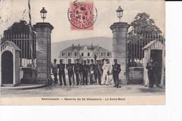 REMIREMONT CASERNE DU 5e CHASSEURS LE SAINT MONT - Remiremont