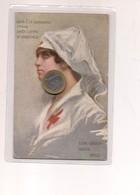 2617) Militari CROCE ROSSA ITALIANA Comitato Padova 1916 Viaggiata - Croce Rossa