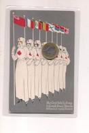 2619) Militari CROCE ROSSA ITALIANA 1915 Ww1 Non Viaggiata - Croce Rossa