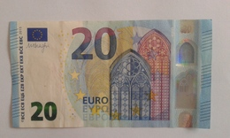 2018#025 - 20 Euros U018F5 - Charge 42 - EURO