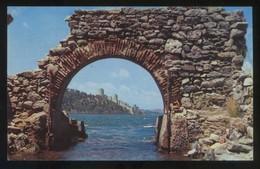 Istanbul. *Rumeli Hisar Forttess Framed By...* Circulada 1959. - Turquia