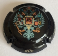 RUSSIA - RUSSIE - RUSSLAND - RUSIA CAPSULES AND PLAQUES DE MUSELET ABRAU-DYURSO ABRAU-DURSO KRASNODAR REGION - Mousseux
