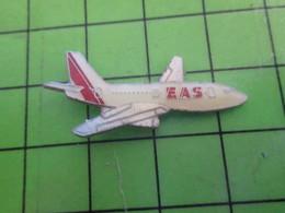 1418b Pin's Pins / Belle Qualité Et TB état !!!! : THEME AVION AVIATION / BIREACTEUR COMMERCIAL COMPAGNIE AERIENNE EAS - Airplanes