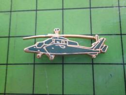 1418b Pin's Pins / Belle Qualité Et TB état !!!! : THEME AVION AVIATION / HELICOPTERE MILITAIRE TIGRE ? - Airplanes