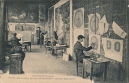 H182 - 23 - FELLETIN - Creuse - Atelier Des Artistes Peintres En Tapisserie - Maison Bournaret - Felletin
