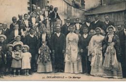 H183 - 29 - DOUARNENEZ - Finistère - Un Mariage - Douarnenez
