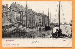 Copenhagen Denmark 1900 Postcard - Dänemark