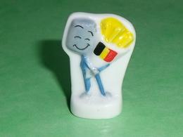"""Fèves / Pays / Régions : Belgique , """" La Mie Caline """"    T89 - Countries"""