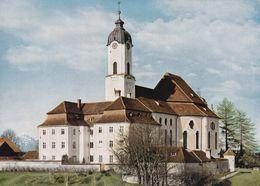 (1245) Die Wies Wallfahrtskirche Zum Gegeißelten Heiland - Kirchen U. Kathedralen