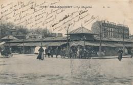 H186 - 92 - BILLANCOURT - Hauts-de-Seine - Le Marché - Boulogne Billancourt