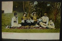JFC. 210. Sophia. Groupe De Musiciens Et Musiciennes En Costumes Traditionnelles. CP Couleurs - Bulgarie