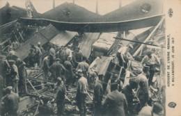 H186 - 92 - BILLANCOURT - Hauts-de-Seine - ACCIDENT DE L'USINE RENAULT - 13 Juin 1917 - Boulogne Billancourt