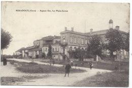 32 - Miradoux - Aspect Est, La Plate-forme (animée) - Années 1910s - Other Municipalities