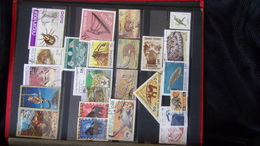 Timbres Divers D' ASIE - Timbres