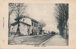 H186 - 70 - SEVEUX - Haute-Saône - La Gare - Altri Comuni
