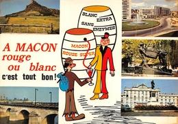 Mâcon Solutré Vin Moisy 242 - Macon
