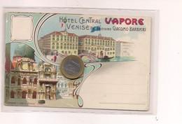 2686) Veneto VENEZIA Gruss LITHO 1898 Viaggiata Senza Linee Divisorie Recto - Saluti Da.../ Gruss Aus...