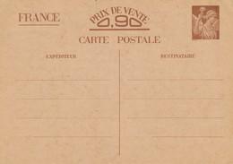 FRANCE - CARTE POSTALE ENTIER POSTAL NEUF - Entiers Postaux