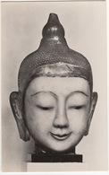Buddhahoved At Marmor Fra Birma (Nationalmuseet, Kobenhavn, DK) - Buddha  Head, Birma - Boeddhisme