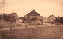 Havelange - Le Monument Et La Place (animée, Edit Pirlot-Laloux) - Havelange