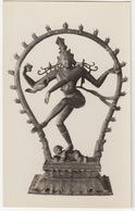 Dansende Siva (Bronzefigur Fra Trankebar) -  (Nationalmuseet, Kobenhavn, DK) - Dancing Siva, Tharangambadi, Tamil Nadu - Boeddhisme