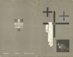 Doodsprentje  Alphonsina Joanna CAMERMAN Wwe Florent APERS ° 1886 - † 1970 DOEL Drukh. Edm. Megroedt - Religione & Esoterismo